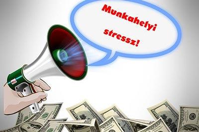 Munkahelyi stresszből eredő veszteség